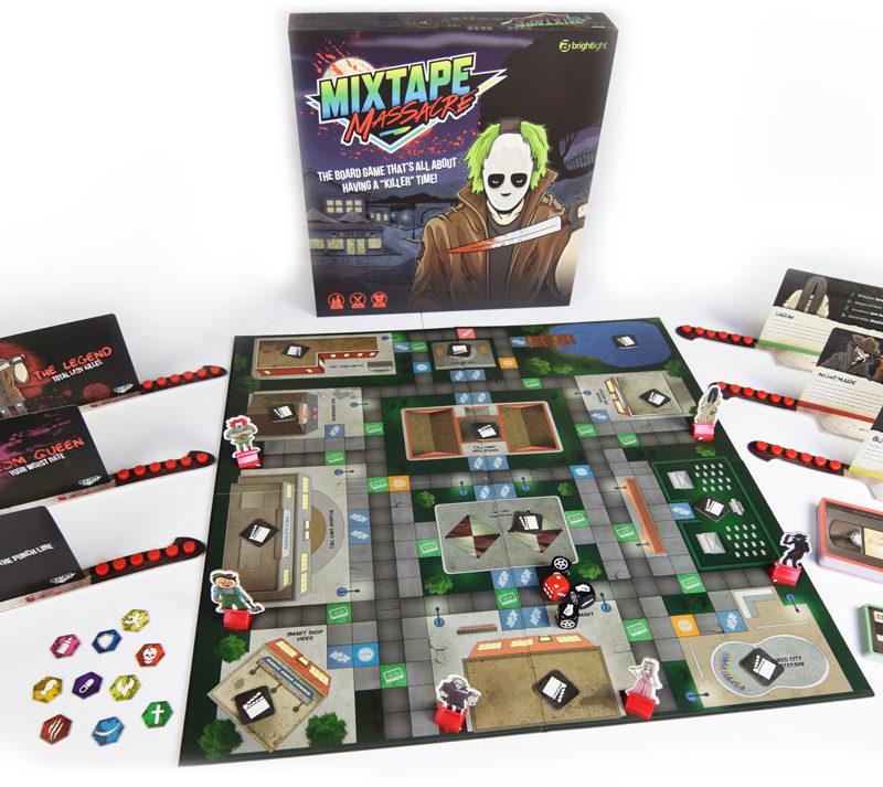 Mixtape Massacre