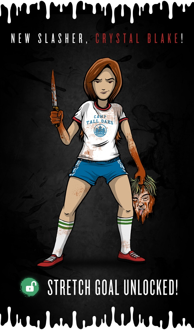 Crystal Blake Slasher