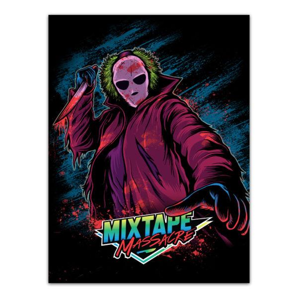 Mixtape Massacre Poster