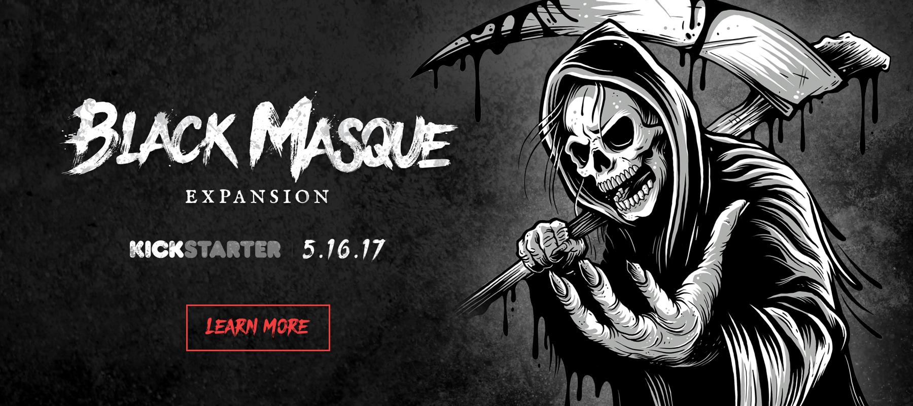 The Black Masque