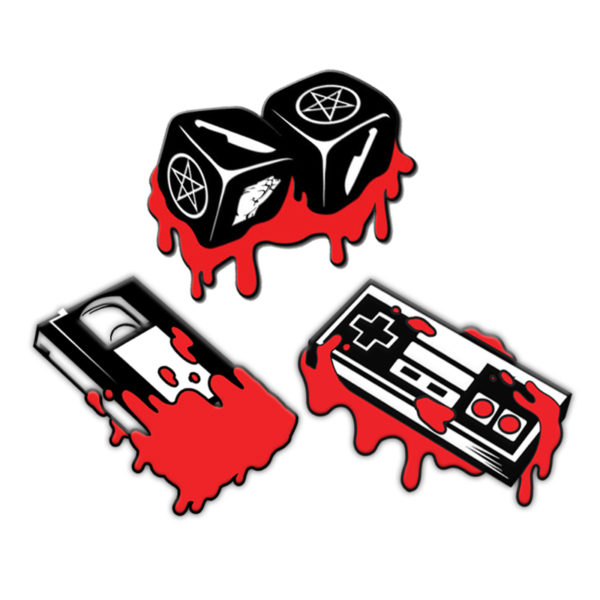 Bloody Pin Pack